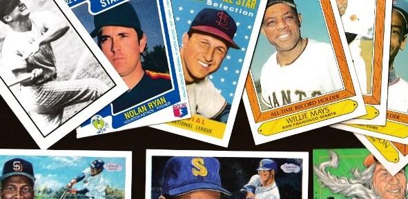 Free baseball cards
