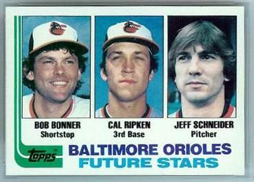 1982 Topps #.21 Cal Ripken (HALL-of-FAMER) (Orioles) Baseball cards value