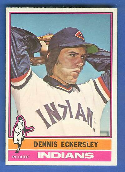 1976 O-Pee-Chee/OPC #.98 Dennis Eckersley ROOKIE (Indians) Baseball cards value