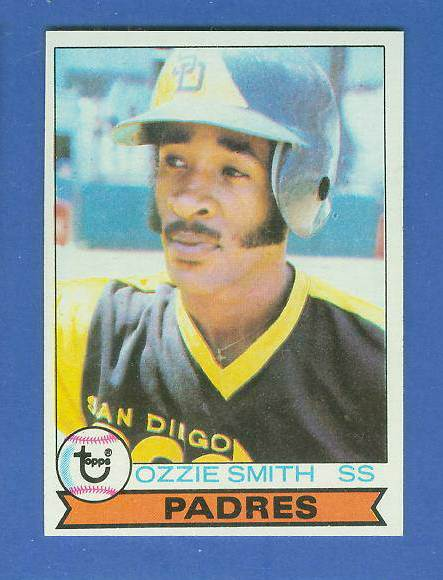 1979 Topps #116 Ozzie Smith ROOKIE [#b] (Padres) Baseball cards value