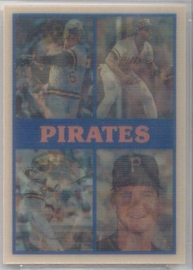 Barry Bonds - 1987 Sportflics Team Preview #18 ROOKIE (Pirates) Baseball cards value