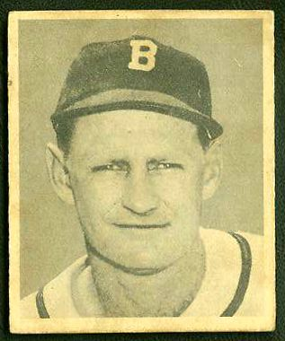 1948 Bowman #..1 Bob Elliott ROOKIE (Boston Braves) Baseball cards value