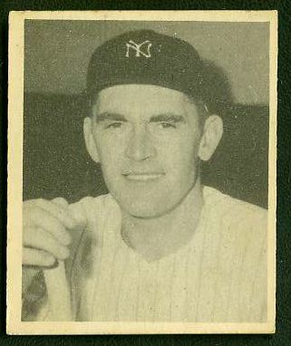 1948 Bowman #.11 Johnny Lindell (Yankees) Baseball cards value