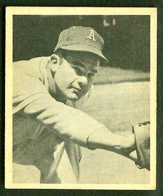 1948 Bowman #.21 Ferris Fain ROOKIE [#a] (Philadelphia A's) Baseball cards value