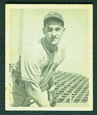 1948 Bowman #.23 Larry Jansen ROOKIE (New York Giants) Baseball cards value