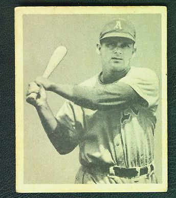 1948 Bowman #.25 Barney McCosky (Philadelphia A's) Baseball cards value