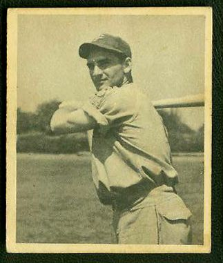 1948 Bowman #.27 Sid Gordon ROOKIE (New York Giants) Baseball cards value