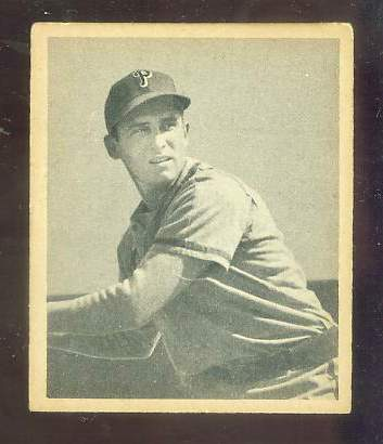1948 Bowman #.28 Emil 'The Antelope' Verban SHORT PRINT (Phillies) Baseball cards value