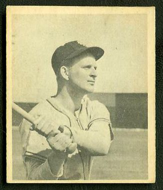 1948 Bowman #.30 Whitey Lockman ROOKIE SHORT PRINT (New York Giants) Baseball cards value
