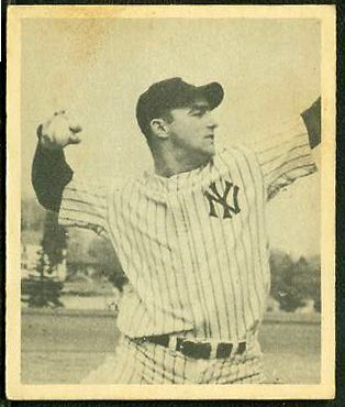 1948 Bowman #.33 Bill Johnson (Yankees) Baseball cards value