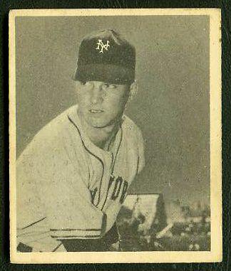 1948 Bowman #.34 Sheldon Jones SHORT PRINT (New York Giants) Baseball cards value