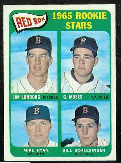 1965 Topps #573 Jim Lonborg SHORT PRINT ROOKIE [#a] (Red Sox) Baseball cards value