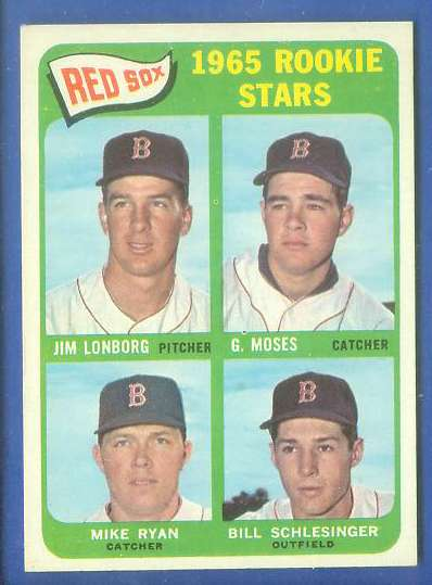 1965 Topps #573 Jim Lonborg SHORT PRINT ROOKIE [#c] (Red Sox) Baseball cards value