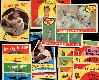 1959 Topps - Lot of (94) Different with HALL-of-FAMERS *** LOW GRADE ***