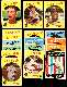 1959 Topps  - INDIANS Team Set/Lot (19) diff. with Rookie & HIGH