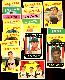 1959 Topps  - PIRATES Team Set/Lot (19) diff.