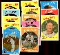 1959 Topps  - KANSAS CITY A's Team Set/Lot of (13) diff.
