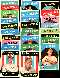 1959 Topps  - PHILLIES Starter Team Set/Lot (28) diff. with Robin Roberts
