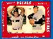 1952 Star Cal Decal [small] #84-A Allie Reynolds/Vic Raschi (Yankees)