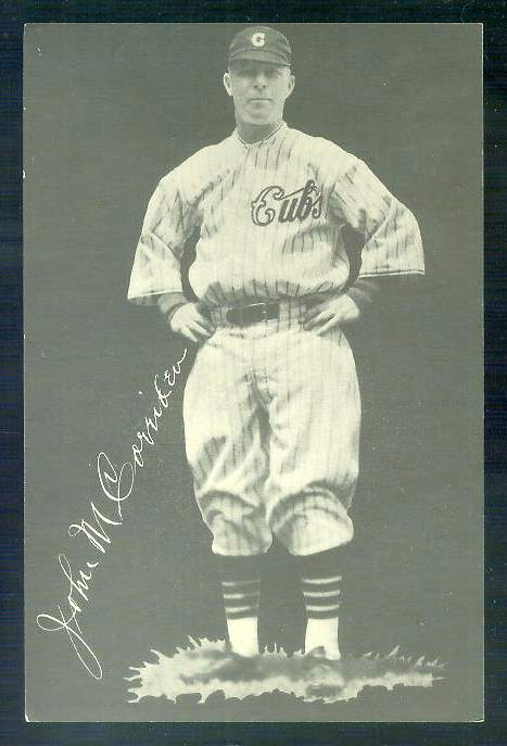 1932 Cubs Team Issue #.2 Red Corriden COACH Baseball cards value