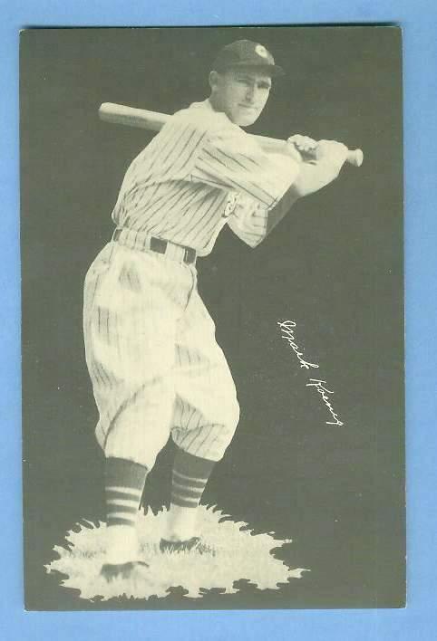1932 Cubs Team Issue #15 Mark Koenig Baseball cards value