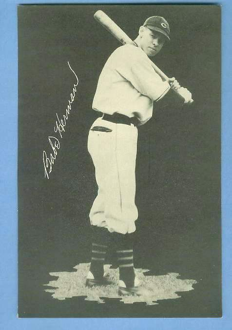 1932 Cubs Team Issue #31 Babe Herman Baseball cards value