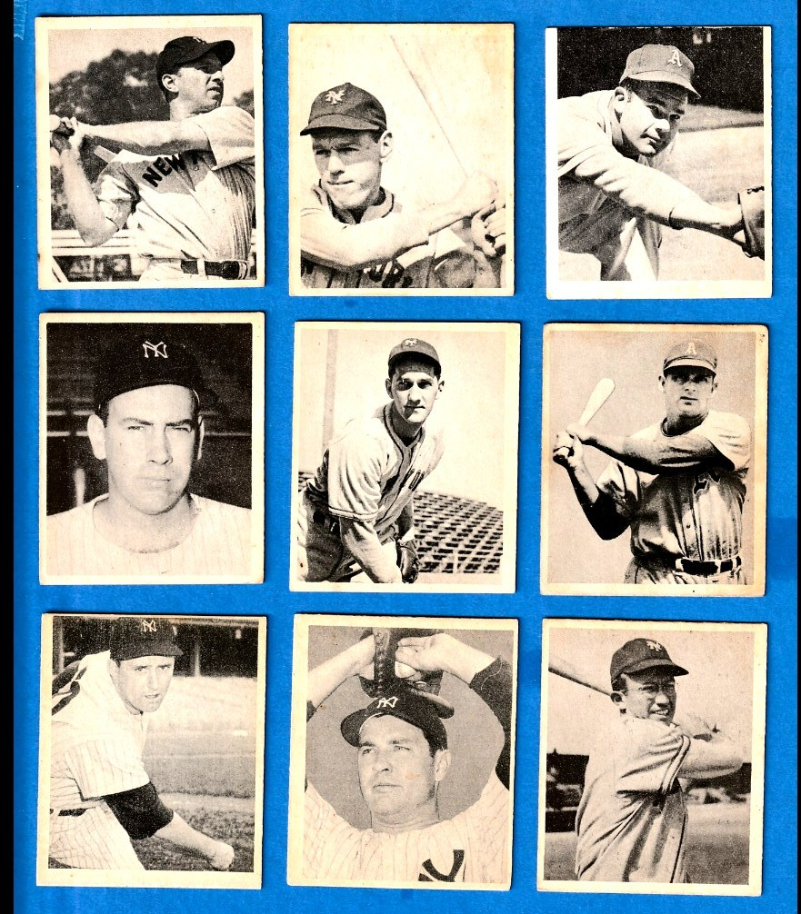 1948 Bowman # 29 Joe Page ROOKIE SHORT PRINT (Yankees) Baseball cards value