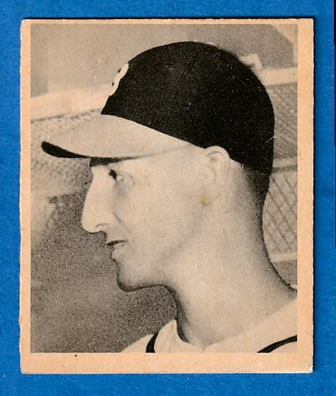 1948 Bowman # 18 Warren Spahn ROOKIE (Boston Braves) Baseball cards value