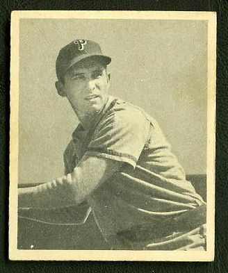 1948 Bowman # 28 Emil 'The Antelope' Verban SHORT PRINT (Phillies) Baseball cards value