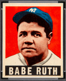 19548 Leaf Babe RUth