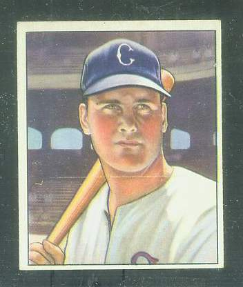 1950 Bowman #..4 Gus Zernial ROOKIE (White Sox) Baseball cards value