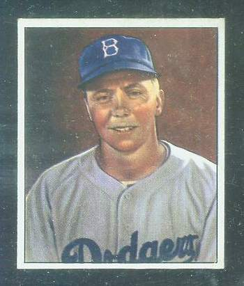 1950 Bowman #.21 Harold 'Pee Wee' Reese (Brooklyn Dodgers) Baseball cards value