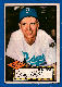 1952 Topps #  1 Andy Pafko [#] (Brooklyn Dodgers)