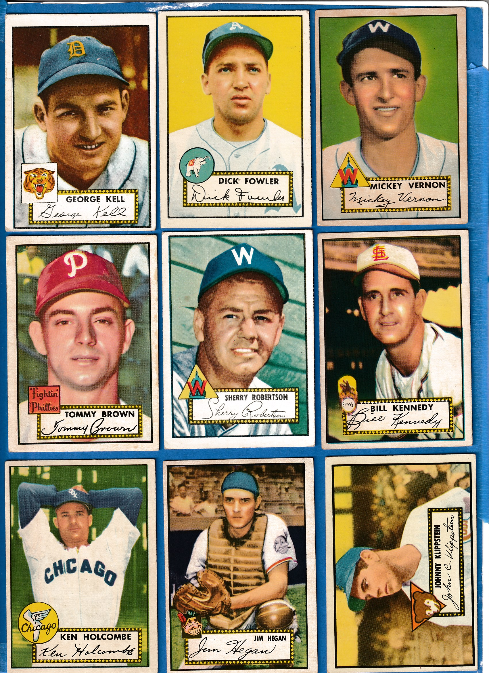 1952 Topps #281 Tommy Brown SHORT PRINT (Phillies) Baseball cards value