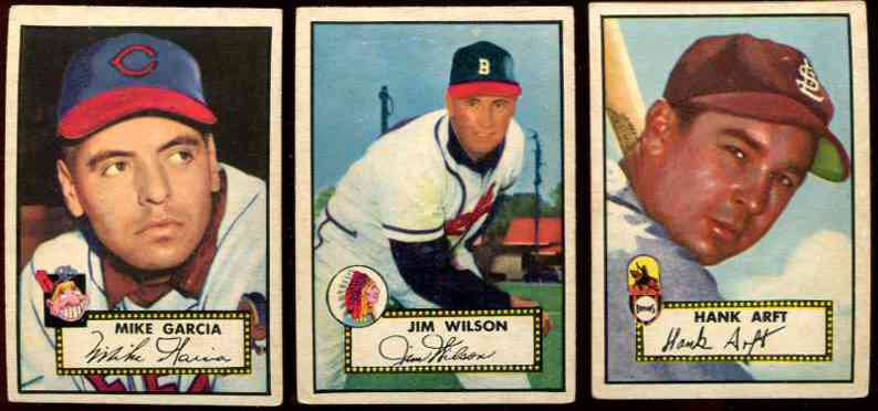 1952 Topps #276 Jim Wilson (Boston Braves) Baseball cards value