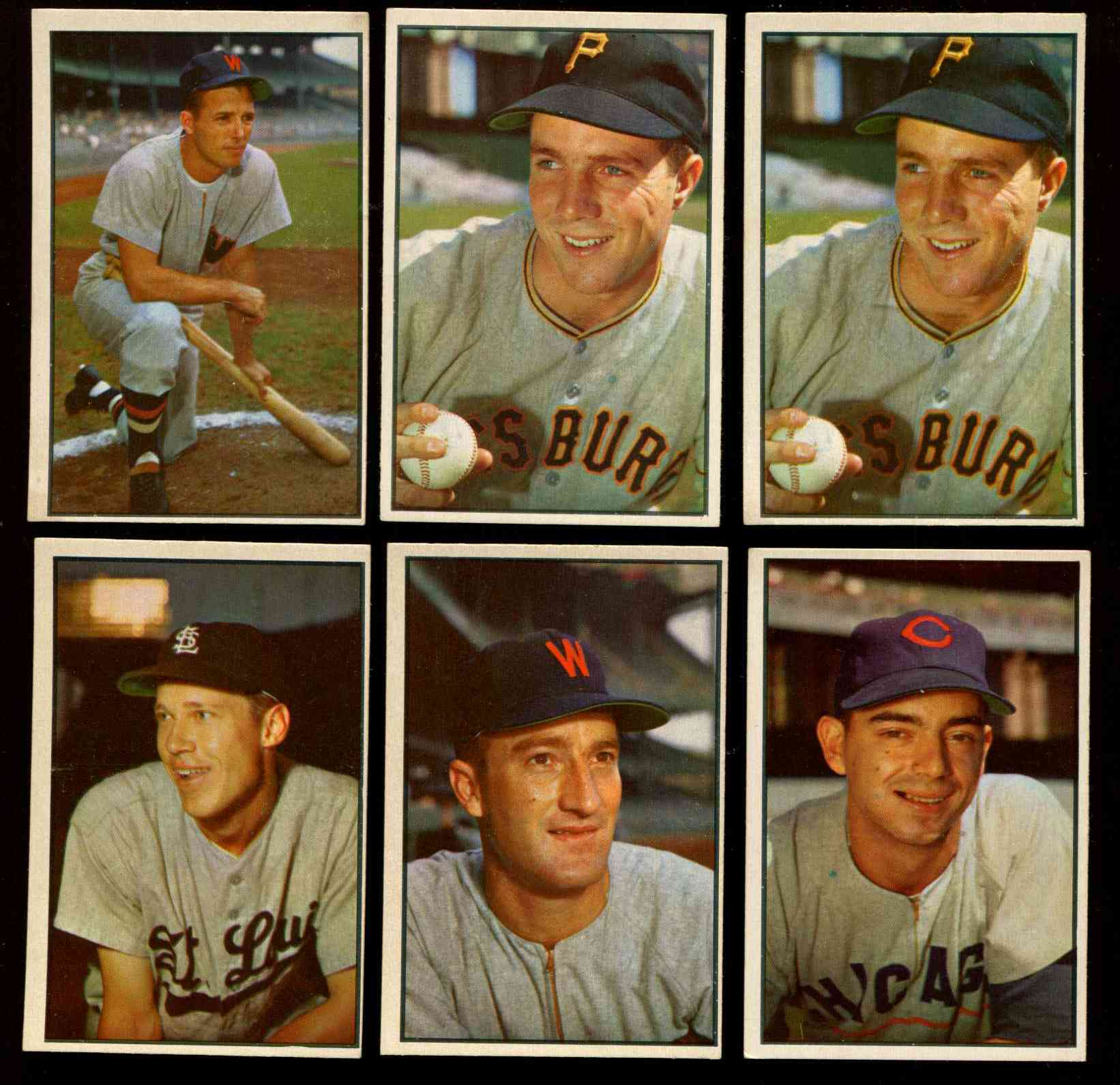 1953 Bowman Color # 16 Bob Friend (Pirates) Baseball cards value