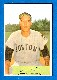 1954 Bowman #210 Jimmy Piersall [#a] (Red Sox)