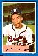 1954 Bowman #224 Bill Bruton [#] (Braves)