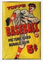 1956 Topps Wax Pack