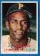 1957 Topps # 76 Roberto Clemente (Pirates)