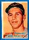 1957 Topps #328 Brooks Robinson ROOKIE SCARCE MID SERIES (Orioles)