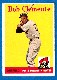1958 Topps # 52A Roberto Clemente [VAR:WHITE LETTER] (Pirates)