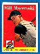 1958 Topps #238 Bill Mazeroski (Pirates)