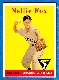 1958 Topps #400 Nellie Fox [#b] (White Sox)