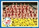 1958 Topps #428A Reds TEAM card [#a] [VAR:Alpha checklist]