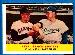 1958 Topps #436 'Rival Fence Busters' Willie Mays/Duke Snider [#t]