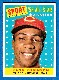 1958 Topps #484 Frank Robinson All-Star [#a] (Reds)