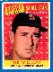 1958 Topps #485 Ted Williams All-Star [#r] (Red Sox)