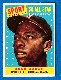 1958 Topps #488 Hank Aaron All-Star (Braves)