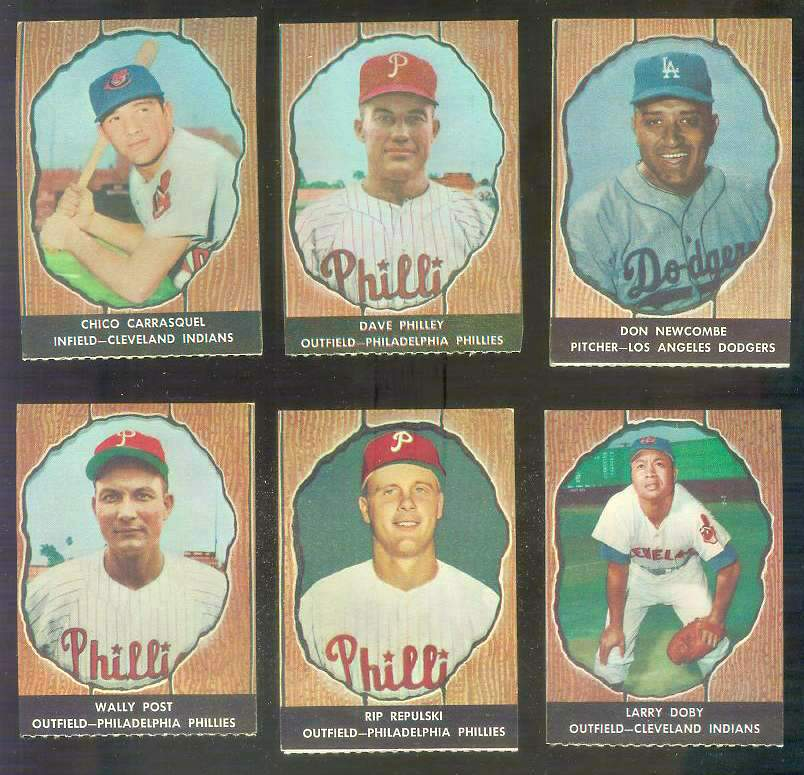 1958 Hires Root Beer #12 Dave Philley (Phillies) Baseball cards value